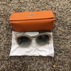 NWT Tory Burch sunglasses.